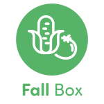 Local Organic Vegetables. Eat Local Muskoka. Fall Box