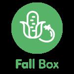 Local Organic Vegetables. Eat Local Muskoka. Fall Box