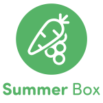 Local Organic Vegetables. Eat Local Muskoka. Summer Box